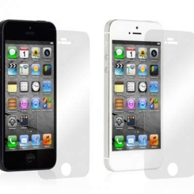 AirFoil Screen Protector Set for iPhone 5/5s/5c