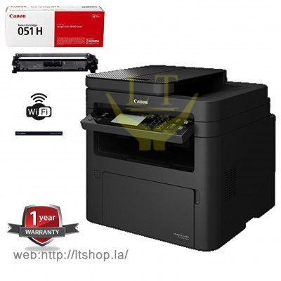 Printer Canon LBP MF269dw print,scan,copy Wifi