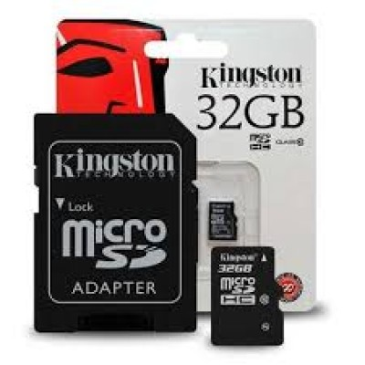 Micro SD 32GB Kingston