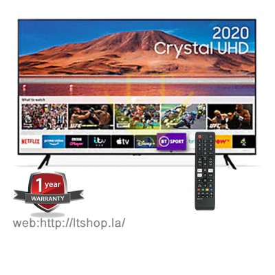 "Samsung UHD 4K Smart TV 65"" TU7000 (2020) Thai"